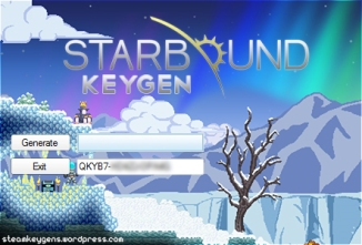 Starbound - KEYGEN